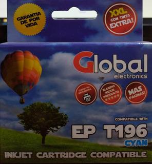 Cartuchos Alternativos 195-196-197 Xp201-xp211-xp401