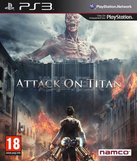 Attack On Titan Ps3 - Play Mexico