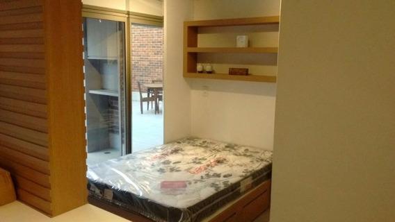 Studio Para Alugar, 72 M² Por R$ 5.400,00/mês - Jardim Paulista - São Paulo/sp - St0063