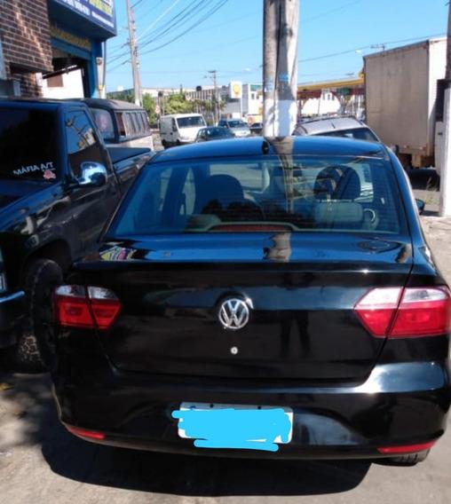 Volkswagen Voyage 1.0 Tec Total Flex 4p