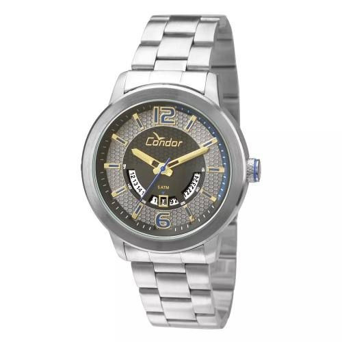 Kit Relógio Condor Masculino Co2115uw/k3p
