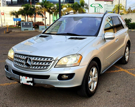 Impecable Mercedes Benz Ml500 2008 V8 4x4