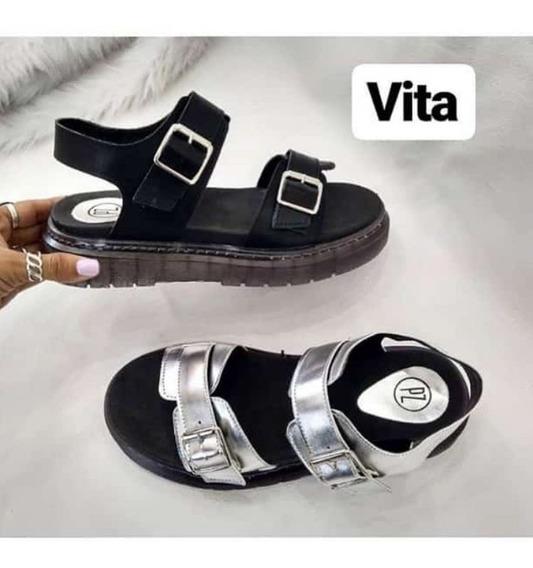 Zapatos Mujer Calzado Dama Sandalias Bajas Verano 2020