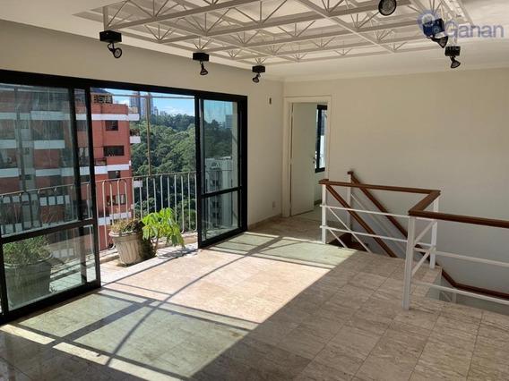 Apartamento Duplex Com 3 Dormitórios À Venda, 308 M² - Vila Andrade - São Paulo/sp - Ad0192