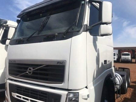 Volvo Fh 540 6x4 2014 Bug Pesado Revisado R$ 200.000
