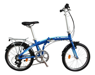 Bicicleta Olmo Pleggo Rodado 20 Shimano // Richard Bikes