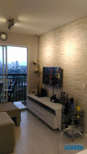 Apartamento - Vila Metalúrgica - Sp - 634277
