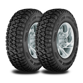 Kit 2 Neumaticos Fate Lt 215/80 R16 107q Tl Rr Mt Serie 2