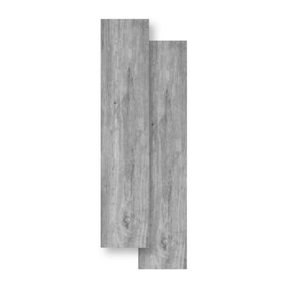 Porcelanato 20x87 Simil Madera Itagres Grey Tavola Gris