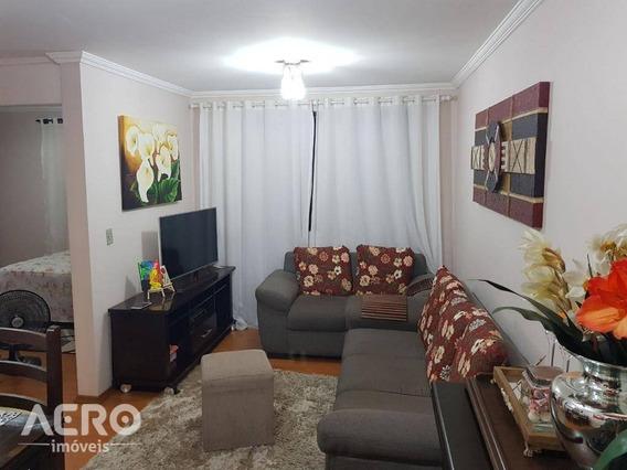 Apartamento Residencial À Venda, Parque Residencial Das Camélias, Bauru. - Ap0974
