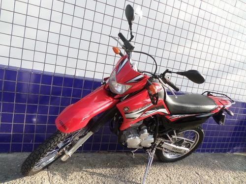 Lander 250 Vermelha 2011 Lindissima!!!!  Confira!!
