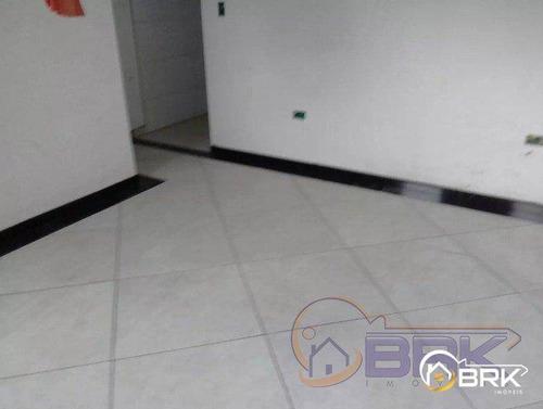 Casa Com 2 Dormitórios À Venda Por R$ 242.000,00 - Burgo Paulista - São Paulo/sp - Ca0402