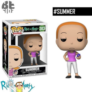 Funko Bootleg Rick & Morty Summer #303