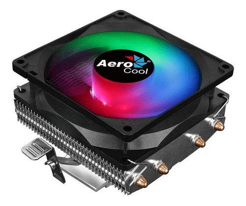 Fan Cooler Air Frost 4 Aerocool Gamer Cpu Disipador Rgb