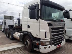 Scania G420 6x4 = Selectrucks