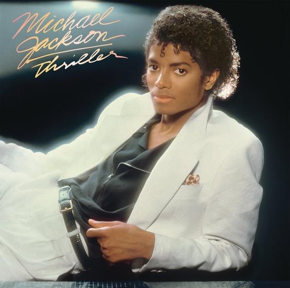 Jackson Michael Thriller Importado Lp Vinilo Nuevo