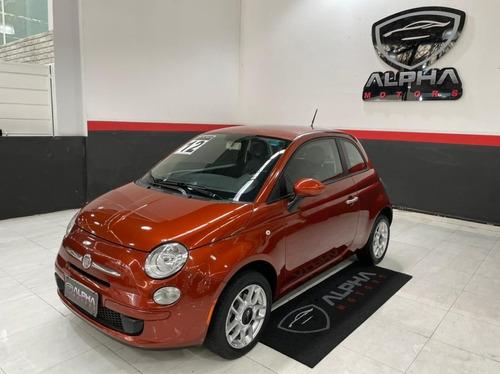 Imagem 1 de 7 de Fiat 500 1.4 Cult  2012 Alpha Motors Global