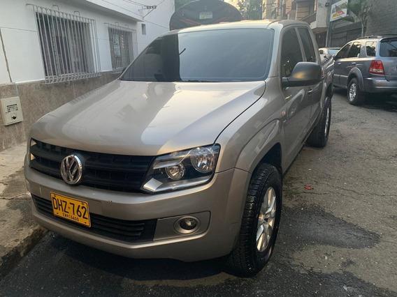 Permuta Volkswagen Amarok 2.0/ 2011 4x4 Vi Turbo Diesel Full