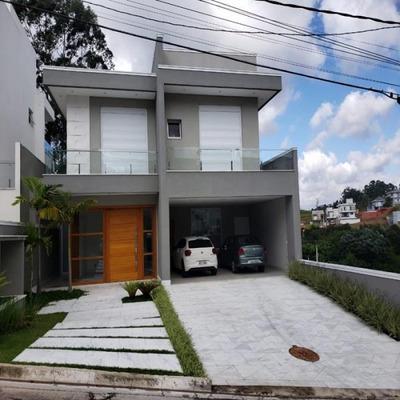 Casa Em Condomínio Para Venda Em Arujá, Residencial Real Park, 4 Dormitórios, 4 Suítes, 2 Banheiros, 4 Vagas - 0423