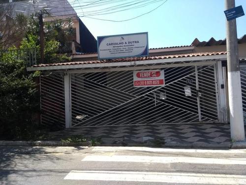 Imagem 1 de 23 de Casa À Venda, 240 M² Por R$ 800.000 - Jardim Catanduva - São Paulo/sp. Confira! - Ca0322