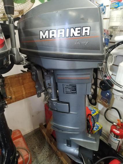 Motor Mariner 20 Hp Pata Larga