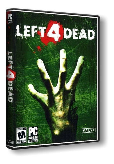 Left 4 Dead - Game Of The Year Edition Dvd Pc Frete 8 Reais