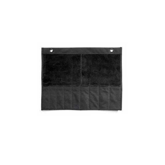 Affinity 309fsk 9-pocket Nylon / Leather Tool Roll