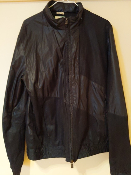 Campera Calvin Klein Talle S Slim Fit Rompe Viento Impecable