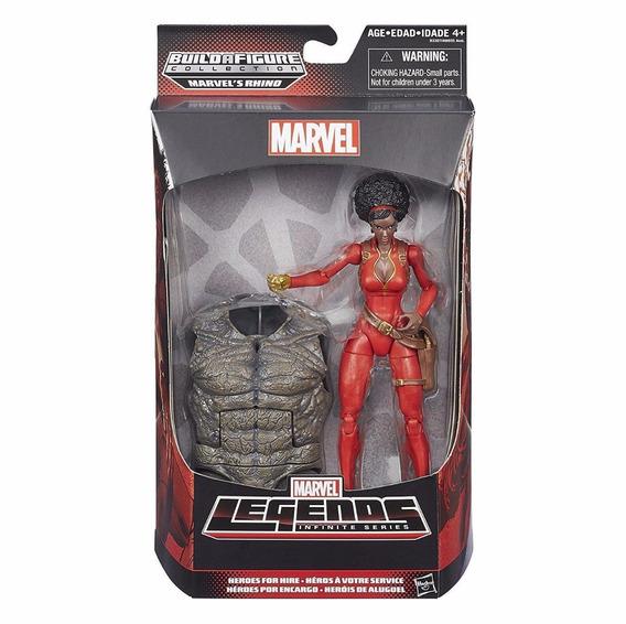 Marvel Legends Infinite Series Misty Night ( Hasbro )