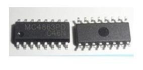Ci Amplificador Smd Cs84863 Lm4863 Mc4863 Tc4863