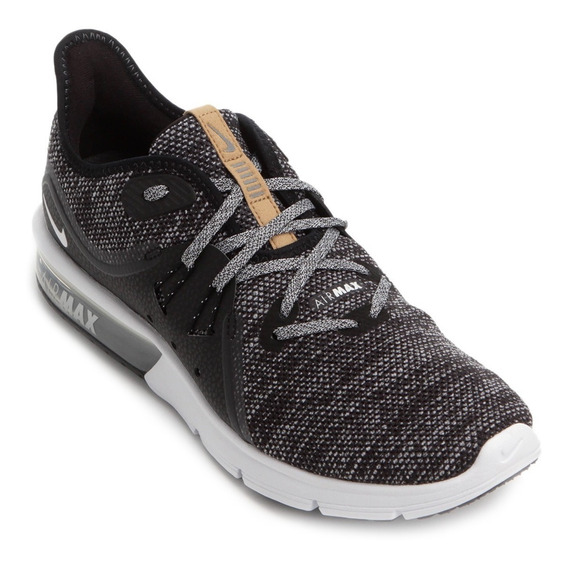 Tenis Nike Air Max Sequent 921694 Masculino - Original
