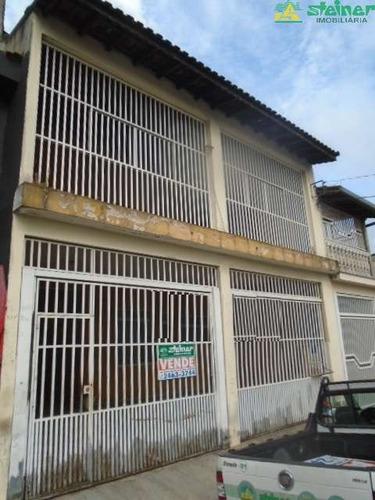 Imagem 1 de 14 de Venda Sobrado 3 Dormitórios Jardim Bela Vista Guarulhos R$ 600.000,00 - 29449v