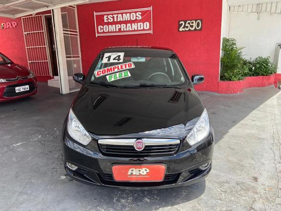 Fiat Grand Siena Attrac. 1.4 Flex 8v 2014 Comleto