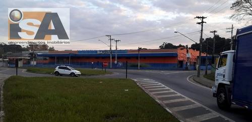 Salão / Galpão Em Vila Sol Nascente  -  Suzano - 3050