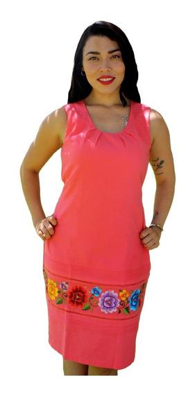 Vestido Formal Kimbila02 De Lino Y Algodón