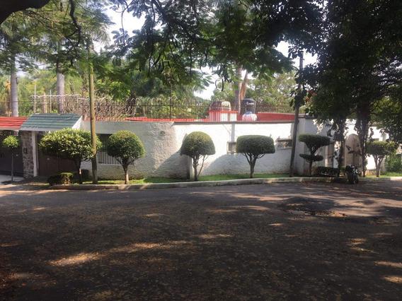 Casa Cuernavaca En Fraccionamiento Privado Exclusivo