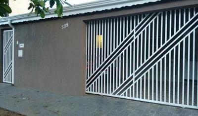 Casa Com 3 Dormitórios À Venda, 120 M² Por R$ 380.000 - Parque Residencial Vila União - Campinas/sp - Ca5817