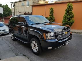 Chevrolet Tahoe 5.3 Suv Piel Dvd 2a Fila Asientos 4x4 At
