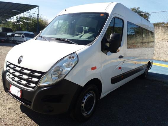 Master 2018 Apenas R$ 143.900 Minibus 16lg L3h2 Financia