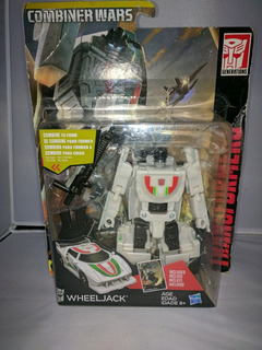 Transformer Combiner Wars Wheeljack