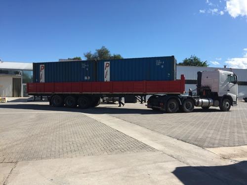 Containers Marítimos Contenedores Usados, Nacionalizados B6