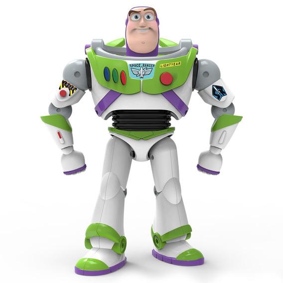 Boneco Articulado - 25 Cm - Disney - Toy Story 4 - Buzz Ligh