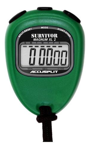 Accusplit Nueva Survivor Sx 2series Cronómetro