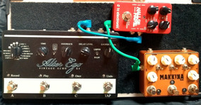 Pedal Tc Electronic Delay Alter Ego X4