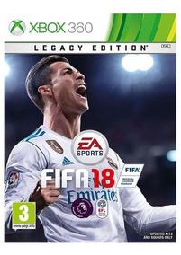 Fifa 18 Midia Digital Xbox 360 Português Completo