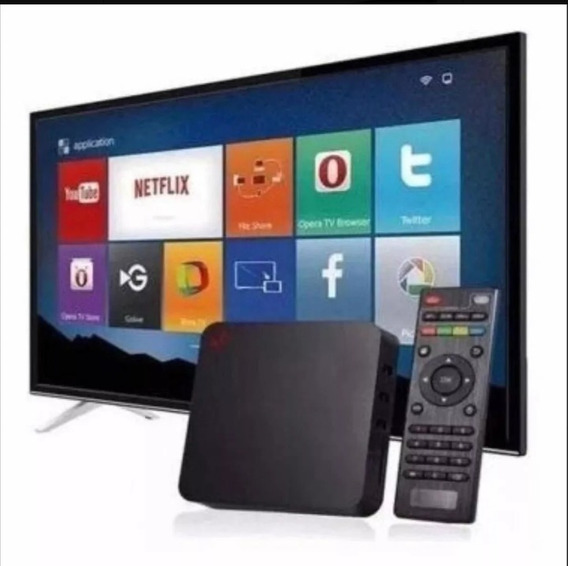 Conversor Smart Tv Transforme Sua Em Smart
