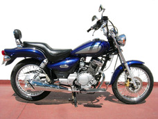 Yamaha Enticer / 125 Año 2008