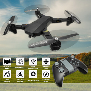Visuo Xs809hw Wifi Fpv Rc Quadcopter Drone