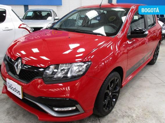Renault New Sandero Rs 2.0 Mec Epr782