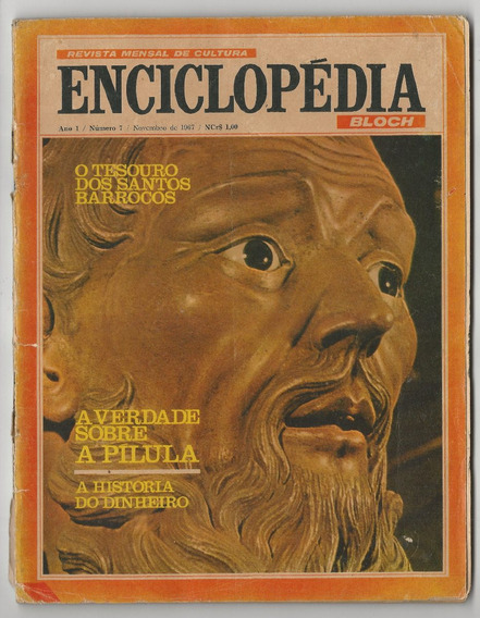 Enciclopédia Bloch - Nº 7